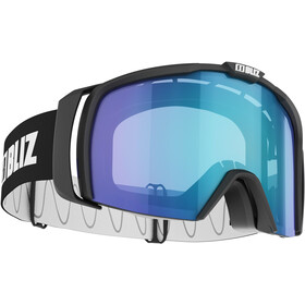 Bliz Nova Lunettes de protection, matt black/light orange-blue multi